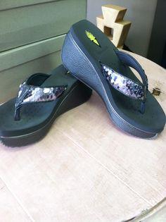 Volitile Flip Flops I love!