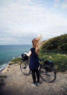 Cycling holiday in Denmark - along the Danish Riviera in North Sealand North Coast Trail, Famous Philosophers, Cycling Holiday, Forest Road, White Horses, Green Landscape, Beach Town, Hotel S, Sandy Beaches