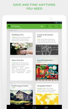 Evernote, Android market best android apps download free android apps