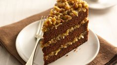 Bake up a classic scratch cake with its signature coconut-nut filling and topping.