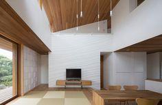 諏訪の家 | Suwa no ie - トラディショナル - リビングルーム - other metro - haco建築設計事務所より