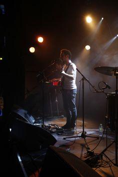 JOLAKOTTUR à l'open-mic de Clermont-Ferrand le 1er avril 2014. #soshinrockslab Crédit photos : Guillaume Trouvé