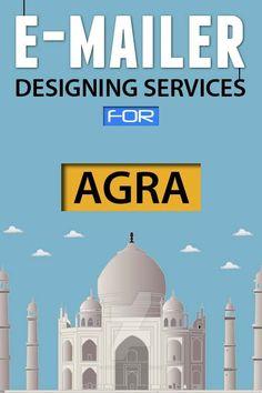 E-mailer Designing - Agra