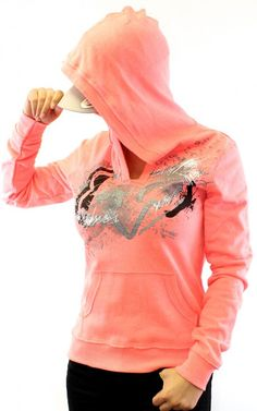 Fox Racing Eccentrix Women's Hoody - have this & love it! Sooo comfy and cute! Country Outfits, Fall Outfits, Cute Outfits, Fashion Outfits, Womens Fashion, Fox Racing Clothing, Fox Girl, Swagg, Marie