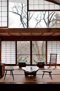 George Nakashima's Studio | New Hope, Pennsylvania | Saturday Tours only