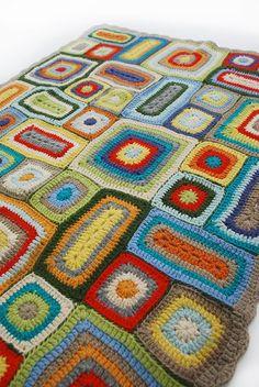 Weegoamigo Rupert Crochet Blanket %u2013 UrbanBaby