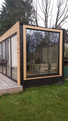Build Container Home 706994841491038041 - Modified Shipping Container House – China Container H Source by Sea Containers, Sea Container Homes, Container Shop, Casas Containers, Building A Container Home, Storage Container Homes, Container Buildings, Container House Design, Tiny House Design
