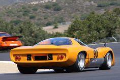 McLaren M6GT Chevrolet (Chassis 50-17 - 2007 Monterey Historic Automobile Races) High Resolution Image