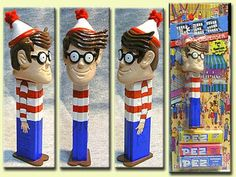 It would be awesome if they came out with a Where's Waldo pez