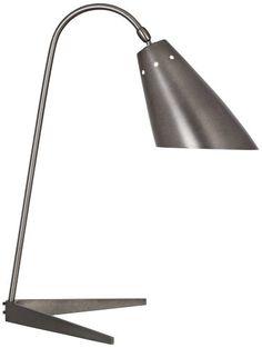 Robert Abbey P2111 Rico Espinet Sawyer - One Light Table Lamp, Patina Nickel Finish with Metal Shade Robert Abbey Lighting http://www.amazon.com/dp/B00DRCWC4K/ref=cm_sw_r_pi_dp_zhB0wb1SZYJ1V