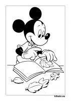 Mickey Mouse Coloring Pages! Includes coloring sheets for Mickey & your favorite pals Goofy, Donald Duck, Daisy Duck and Pluto. Mickey Mouse Coloring Pages, Baby Coloring Pages, Free Coloring Sheets, Cartoon Coloring Pages, Coloring Books, Mickey Mouse E Amigos, Mickey E Minie, Mickey Mouse Cartoon, Mickey Mouse And Friends