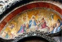 Basilica di San Marco Tympanum  /  The Last Judgment