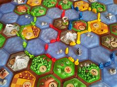 Seafarers (expansion for settlers of catan) by Dakanzla - Thingiverse