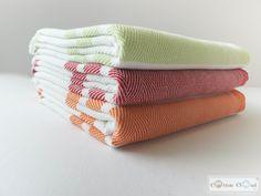 Aegean Striped Towel / Peshtemal ( Set Of 3) - CottonCloudCo