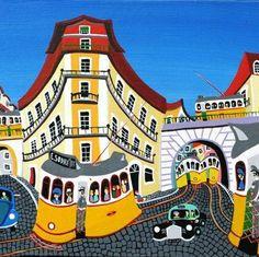 J.B. Durão - Pintura - Artodyssey - J. B. DURÃO nasceu em Lisboa, Portugal em 1956.  Pintor autodidacta licenciou-se em Engenharia Mecânica e desenvolve actividade profissional como Gestor de Empresas.