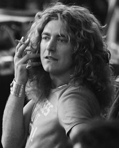 """""""I don't know how much more expressive you can get than being a rock and roll singer."""" - Robert Plant"""