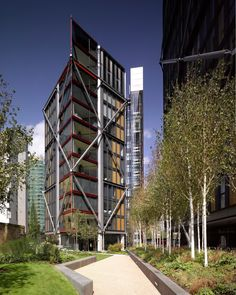 ArchDaily Readers Debate: Stirling Prize Politics, Santiago Calatrava and More,Rogers Stirk Harbour + Partners' NEO Bankside, which ultimately lost out to AHMM's Burntwood School in the Stirling Prize. Image © Edmund Sumner
