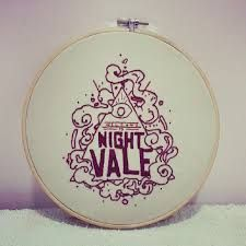 Image result for night vale cross stitch