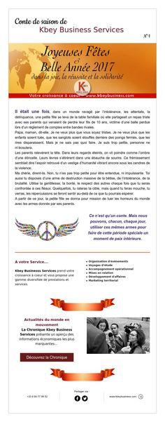 Conte de saison de Kbey Business Services N°1