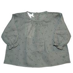 camisa bebe con bolsillo tocoto vintage Más ropa para bebés online en www.yosolito.es/tienda Tocoto Vintage, Maria Jose, Blouse, Long Sleeve, Sleeves, Tops, Women, Fashion, Pockets
