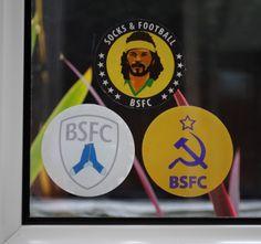 BSFC window stickers