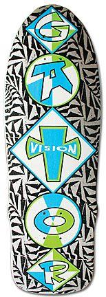 """Model: Mark """"Gator"""" Rogowksi  Artist: Greg Evans  Company: Vision  Release Date: 1988"""