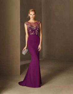 Perfect For Bridesmaids, Parties & Stylish Celebrations – The 2017 Cocktail Collection By Pronovias   Love My Dress® UK Wedding Blog + Wedding Directory Dresses Uk, Winter Dresses, Fashion Dresses, Prom Dresses, Wedding Dresses, Elegant Cocktail Dress, Cocktail Dresses With Sleeves, Evening Cocktail, Pronovias Dresses