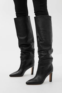 Explore new arrivals from ARKET women's collection, including carefully made wardrobe essentials and key pieces for this season. Brunei, Brown Leather Boots, Black Boots, High Boots, High Heels, Long Boots, Tall Boots, Georgia, Heels