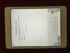 Apple iPad mini 1st Generation  A1432 16GB Wi-Fi  (locked)