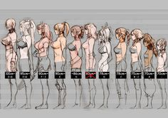 We've already seen how the Soul Calibur team organises its female cast (recap below), but Namco Bandai and Project Soul has recently hired a manga artist to design a guest costume for Amy and Ivy.