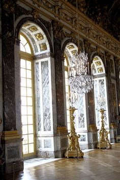 Jules Hardouin Mansart Hall Of Mirrors