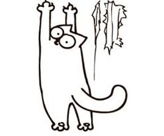 Картинки по запросу кот саймон