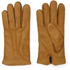 afaf098520ba6 Biker Gloves, Men's Gloves, Leather Gloves, Tan Leather, Leather Jacket,  Dress Gloves, Driving Gloves, Deerskin, Club Monaco