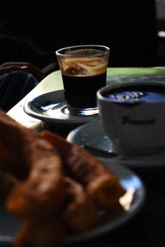 Coffee break. Granada, España. Ingrid Silva©