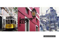 Destination:  Portugal   #lisbon #travel #vacaciones #lisboa