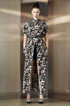 Paris Womenswear S/S 2015  Neil Barrett
