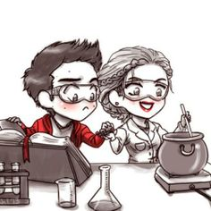Stiles and Lydia P.s.