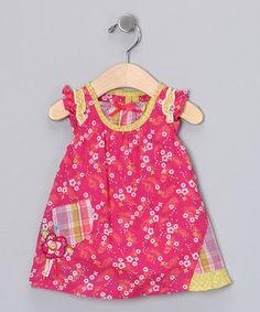 Too cute Pink Dress - Toddler