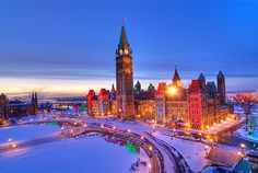 Ottawa is a city I visited mainly as a child and mostly when I had a soccer tournament.