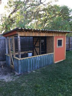 Best diy ideas for chicken coop for your backyard (18) #ChickenCoopPlans