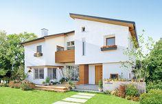 Japan Modern House, Japan House Design, Home Building Design, Home Room Design, Building A House, Modern Architecture House, Residential Architecture, Architecture Design, Style At Home