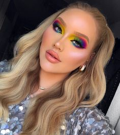 makeup hindi mai to do eyeshadow makeup step by step makeup tutorial james charles zombie makeup eyeshadow makeup on dark skin makeup 2018 with eye makeup makeup for brown eyes Eyeshadow Looks, Eyeshadow Makeup, Hair Makeup, Eyeliner, Makeup Box, Blue Eyeshadow, Easy Eyeshadow, Foil Eyeshadow, Eyelashes Makeup