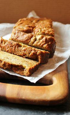 #Glutenfree Banana Bread Recipe! Gluten Free Baking Mix, Gluten Free Pumpkin Bread, Gluten Free Snacks, Vegan Gluten Free, Gluten Free Recipes, Cloud 9, Free Cloud, Banana Bread Recipes, Food Reviews