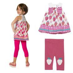 Deux Par Deux | Strawberry Field Collection #ss15 #outfits #girls #fashion #mode #enfants #ete