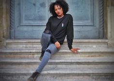 #Sweat #Black #Brand #4Fclothing #Mode #Paris     http://instagram.com/4fclothing #Instagram     https://www.facebook.com/4fclothing #FB