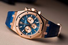 Celebrating 20 Years Of The Audemars Piguet Royal Oak Chronograph