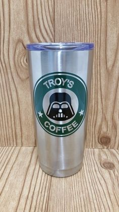 Personalized 20 oz. Stainless Steel by LouisvilleGiftIdeas on Etsy