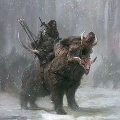 Random Fantasy/RPG artwork I find interesting,(*NOT MINE) from Tolkien to D&D. High Fantasy, Fantasy Rpg, Medieval Fantasy, Fantasy World, Dark Artwork, Fantasy Artwork, Fantasy Warrior, Warrior Angel, Dungeons And Dragons
