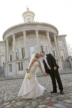 Jennifer Childress Photography | Wedding | Atrium at the Curtis Center | Philadelphia, PA | Loews Hotel | Cescaphe Events Group | Twisted Willow Flowers | Cheekadee | Bride and Groom |   www.jennchildress.com