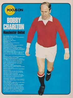 Bobby Charlton, Laws Of The Game, Association Football, Most Popular Sports, Big Men, Football Players, Manchester United, Fifa, Liverpool